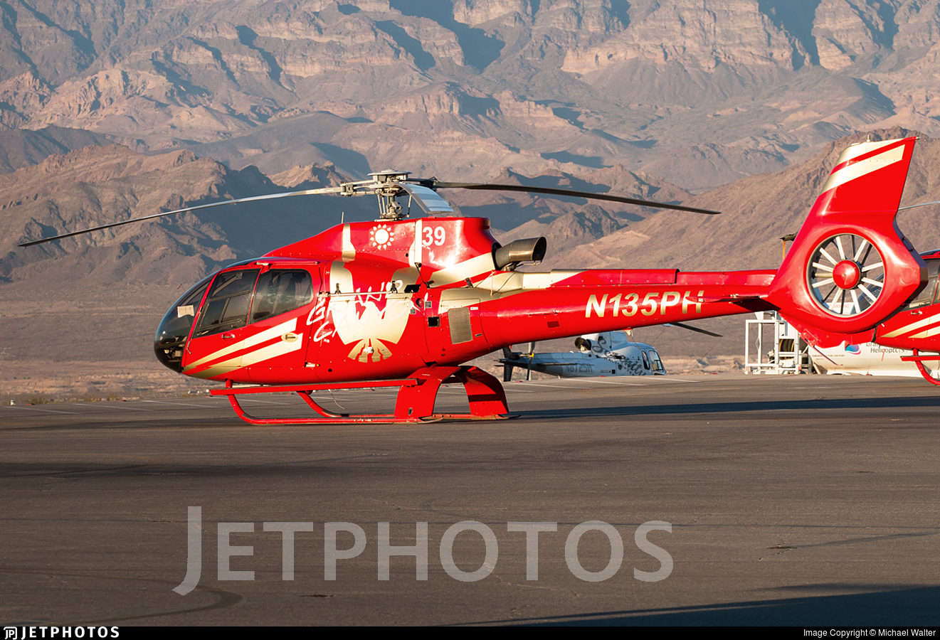 N135PH - Eurocopter EC 130B4 - Papillon Grand Canyon Helicopters