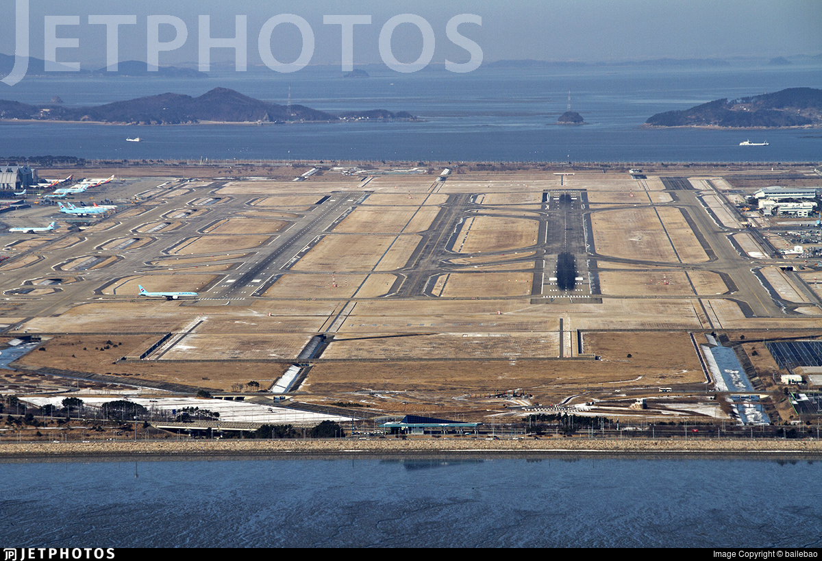RKSI - Airport - Runway