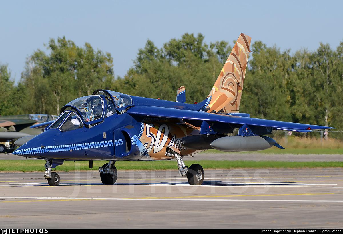 15211 - Dassault-Breguet-Dornier Alpha Jet A - Portugal - Air Force