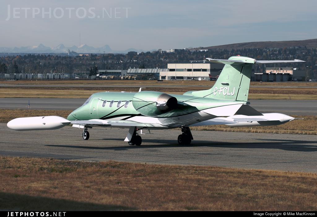 C-FCLJ - Bombardier Learjet 36A - Private