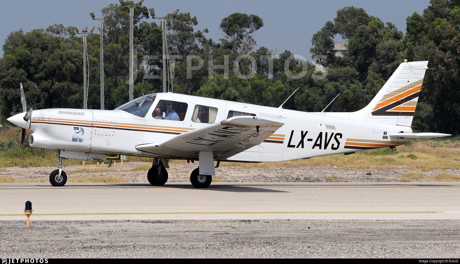 LX-AVS - Piper PA-32R-301T Turbo Saratoga SP - Private