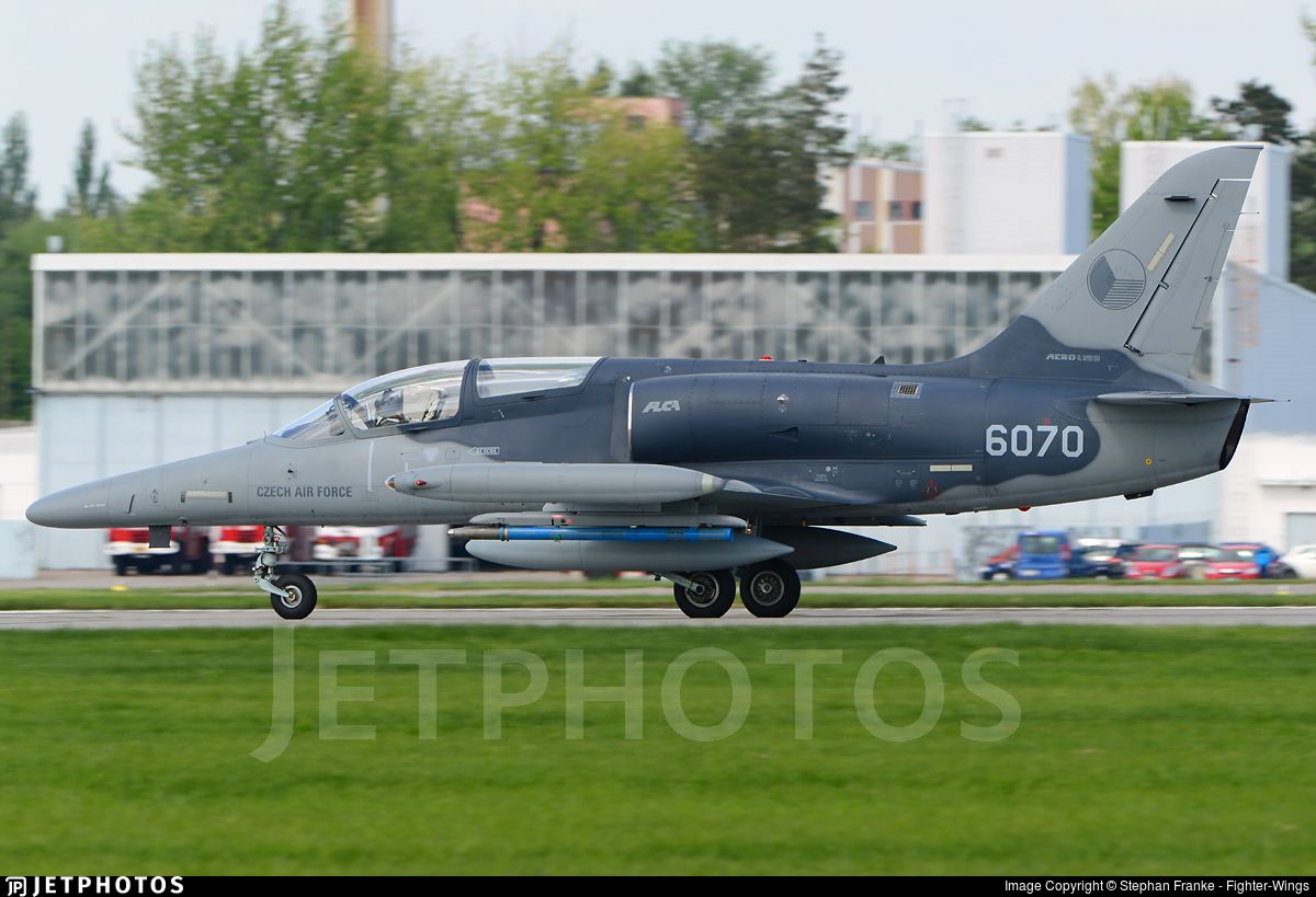 6070 - Aero L-159A Alca - Czech Republic - Air Force