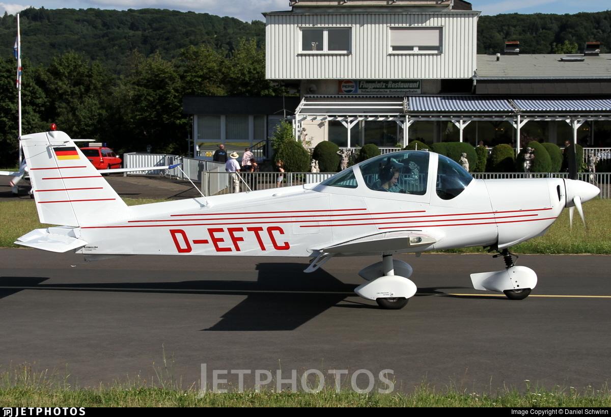 D-EFTC - Bolkow Bo.209 Monsun 150RV - Private