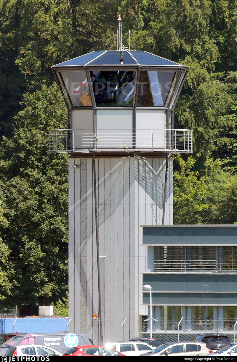 LSMA - Airport - Control Tower
