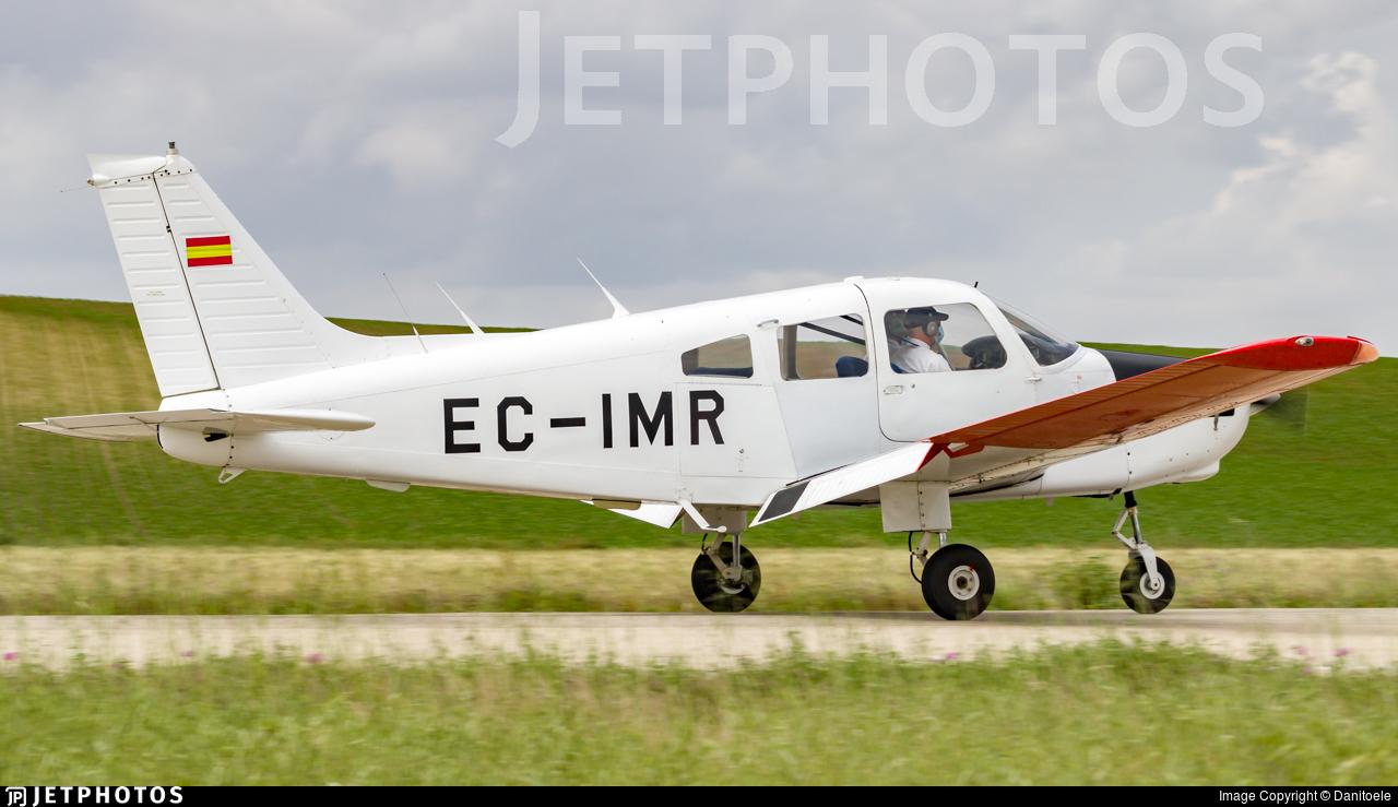 EC-IMR - Piper PA-28-161 Warrior III - FTE Jerez