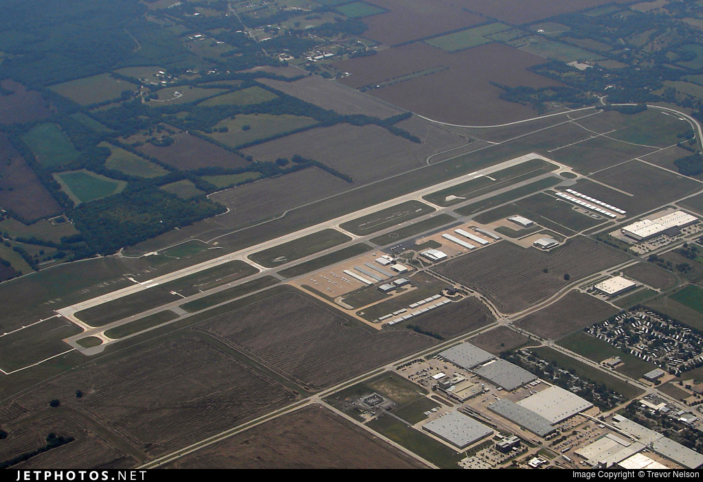 KTKI - Airport - Airport Overview