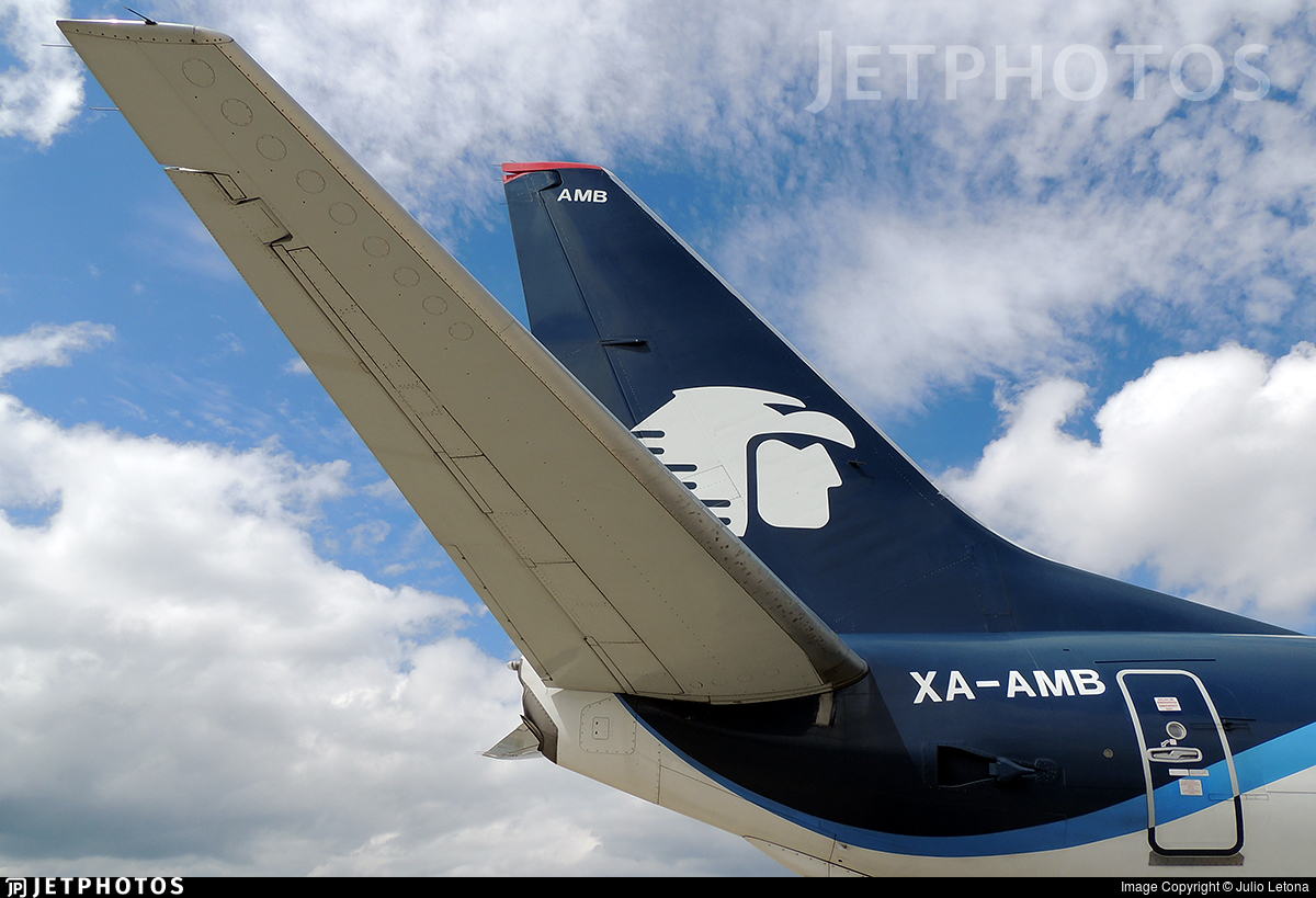XA-AMB - Boeing 737-852 - Aeromexico