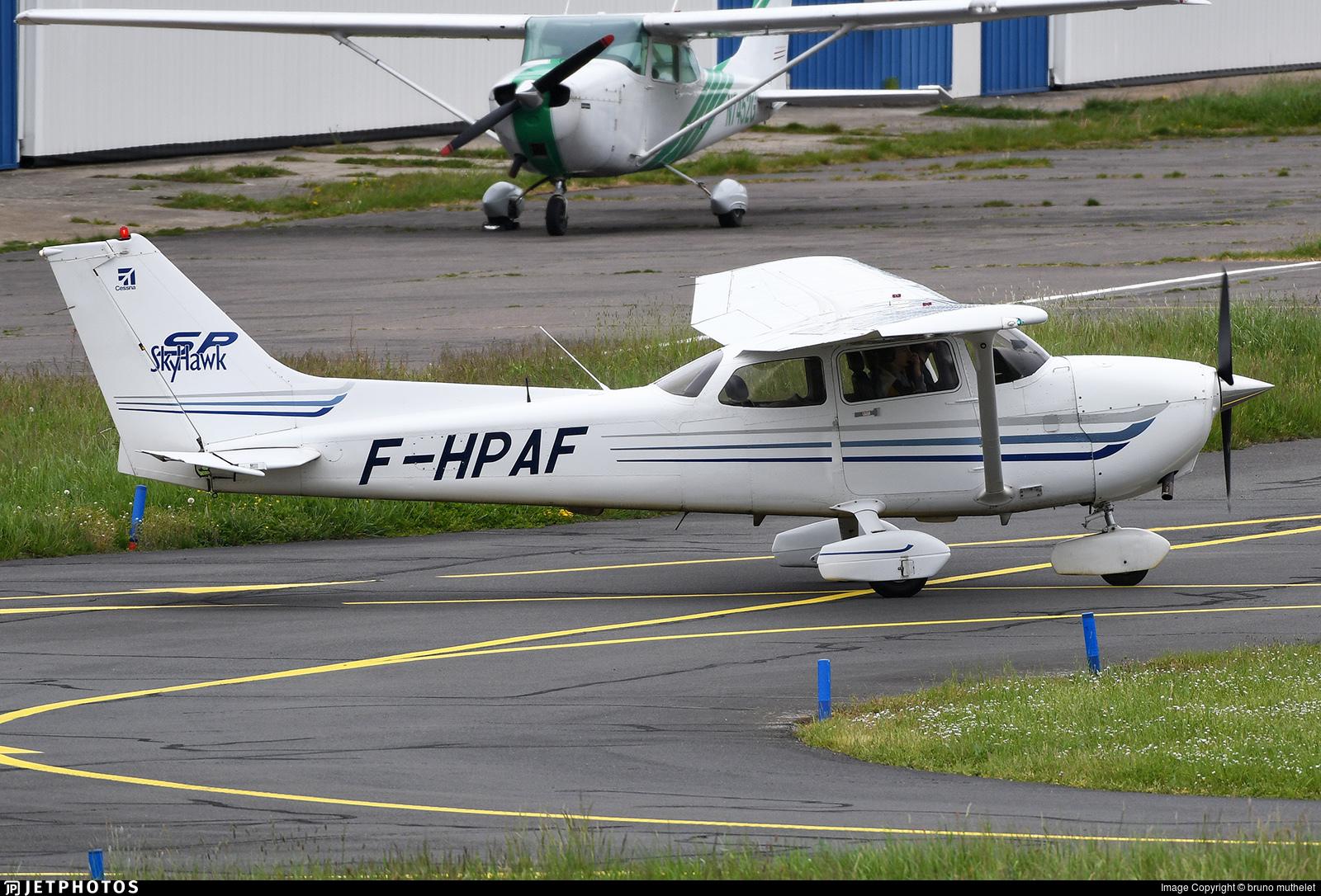 F-HPAF - Cessna 172S Skyhawk SP - Private