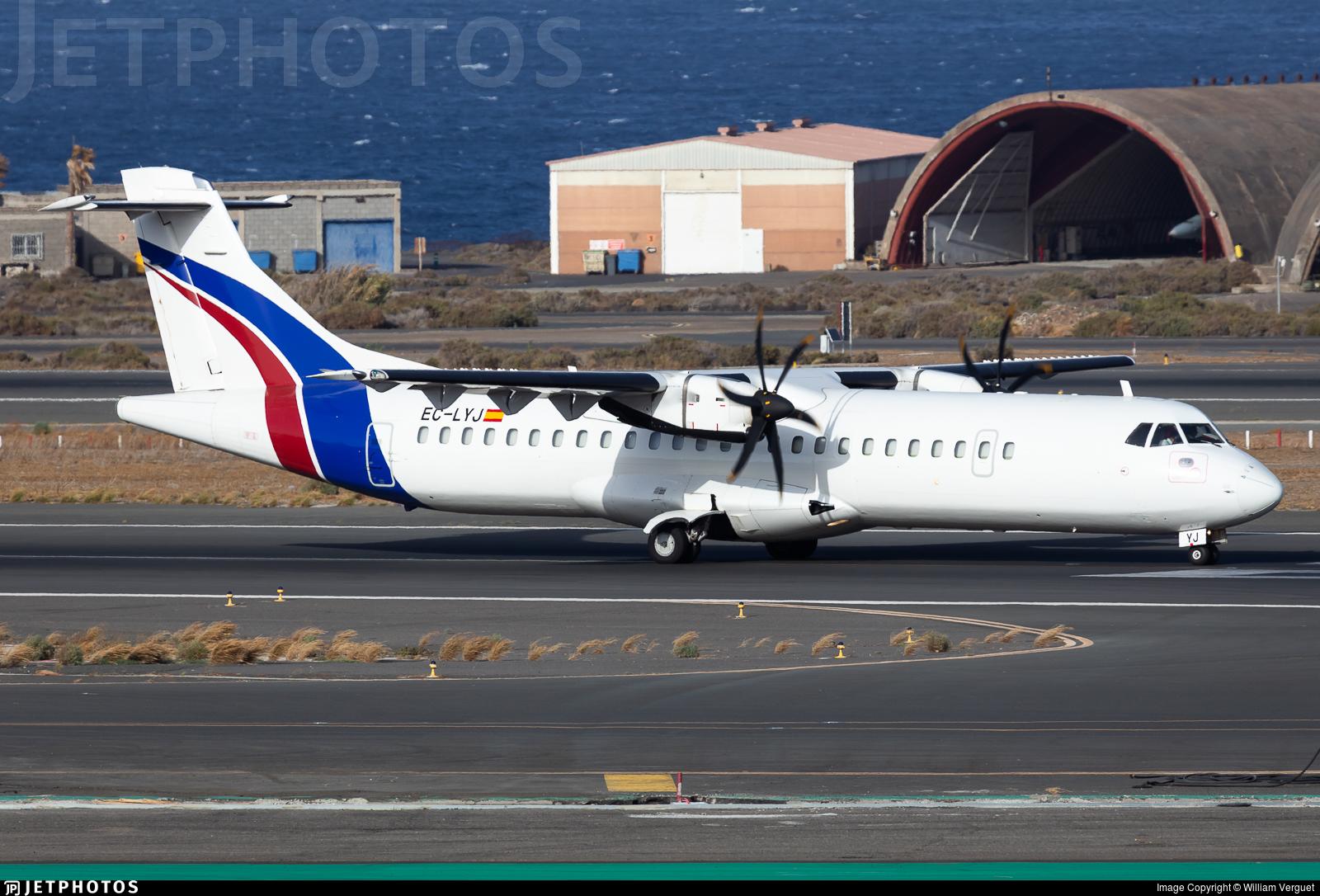EC-LYJ - ATR 72-212A(500) - Swiftair