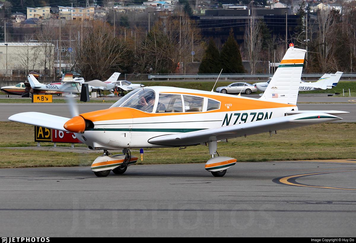 N7978N - Piper PA-28-180 Archer - Private