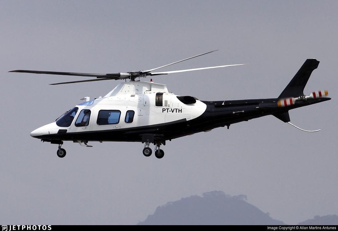 PT-VTH - Agusta A109E Power - Lynx Taxi Aereo
