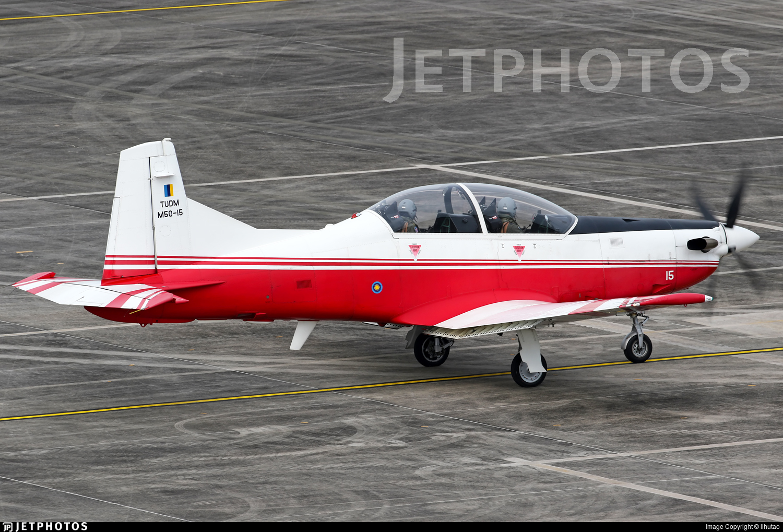 M50-15 - Pilatus PC-7 Mk.II - Malaysia - Air Force