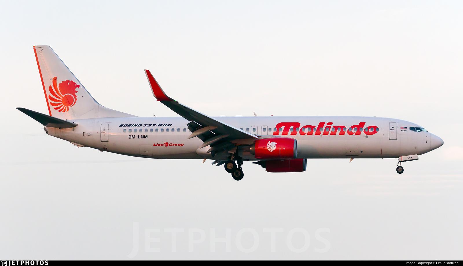 Malindo Air: Ömür Sadikoglu