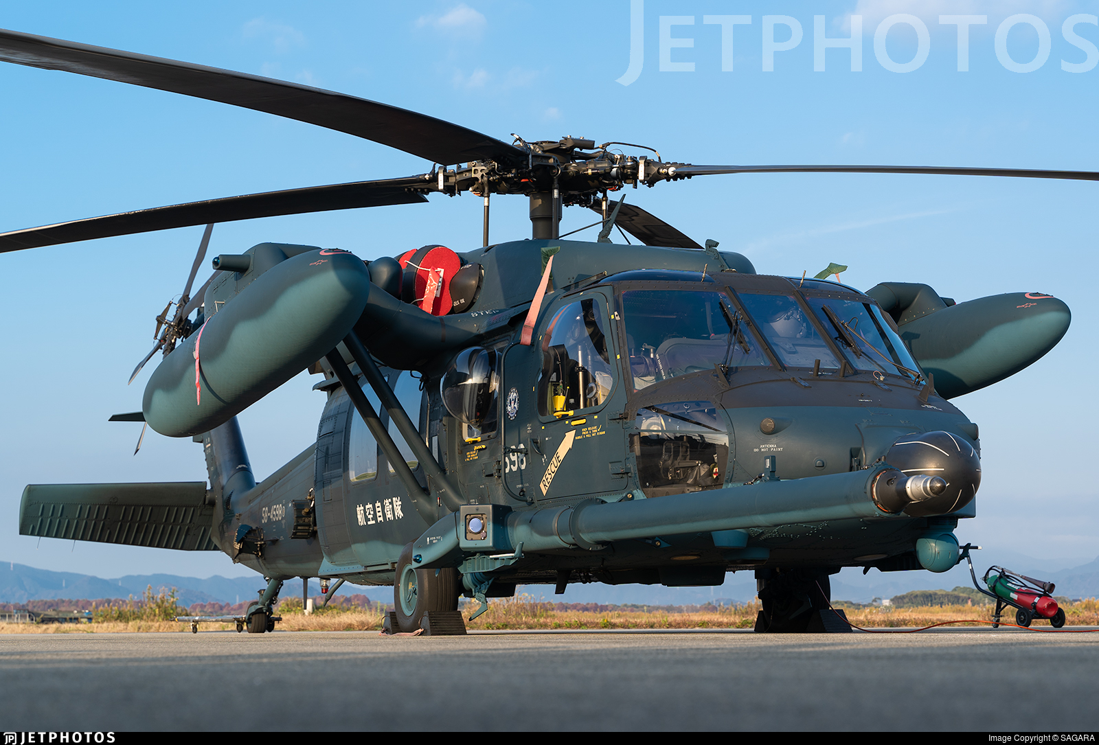 58-4598 - Mitsubishi UH-60J - Japan - Air Self Defence Force (JASDF)