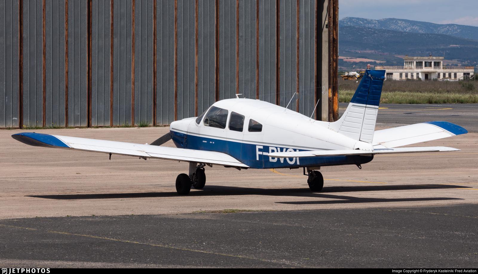 F-BVOI - Piper PA-28-181 Cherokee Archer II - Aéropyrénées