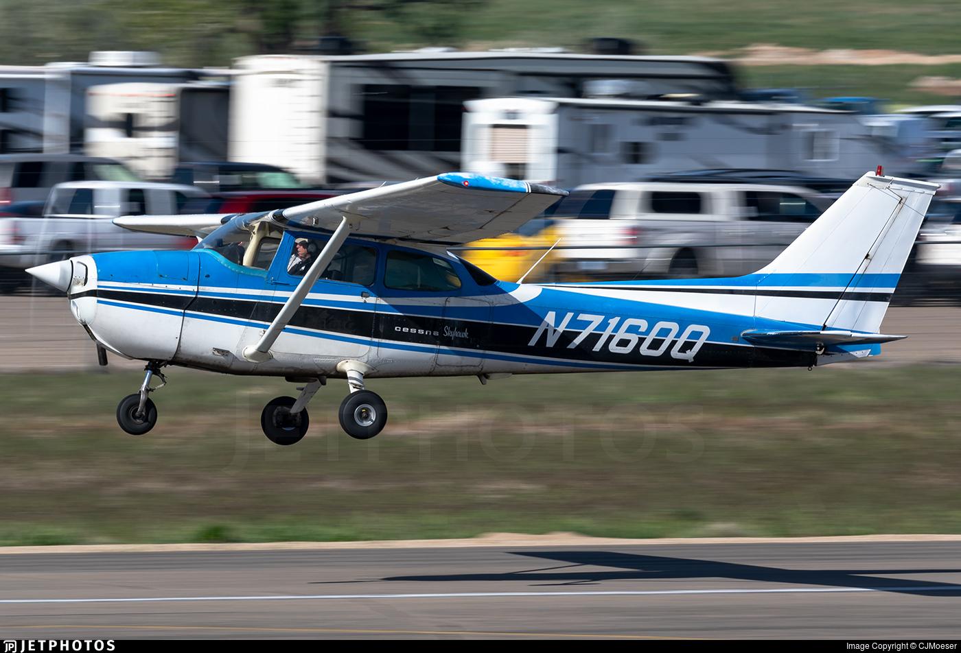 N7160Q - Cessna 172L Skyhawk - Private