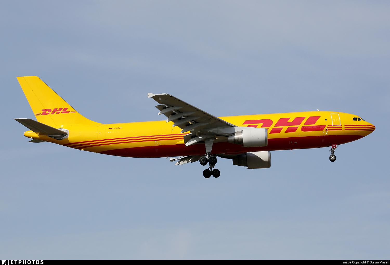 D-AEAR - Airbus A300B4-622R(F) - DHL (European Air Transport)