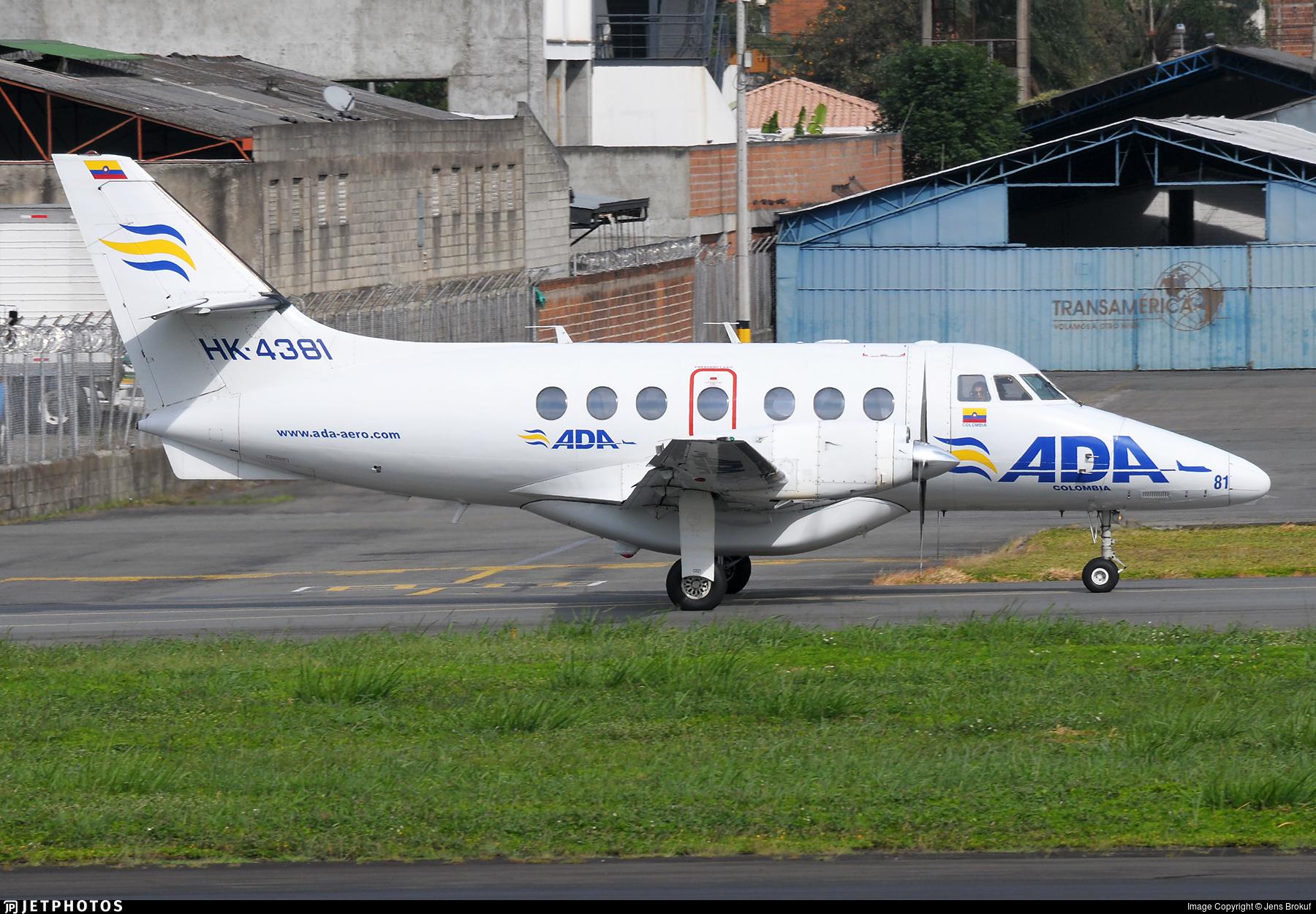 HK-4381 - British Aerospace Jetstream 32EP - ADA Aerolínea de Antioquía