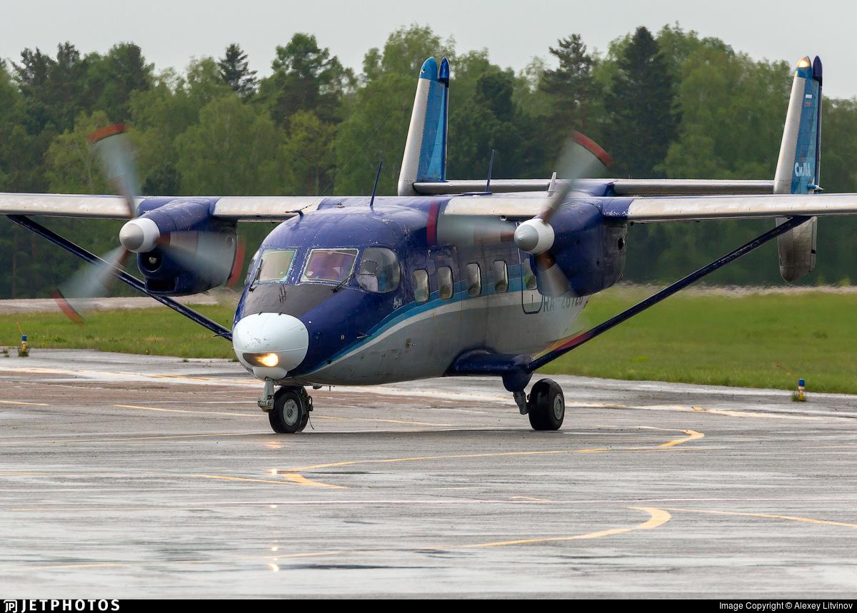 RA-28728 - Antonov An-28 - Siberian Light Aviation (SiLA)