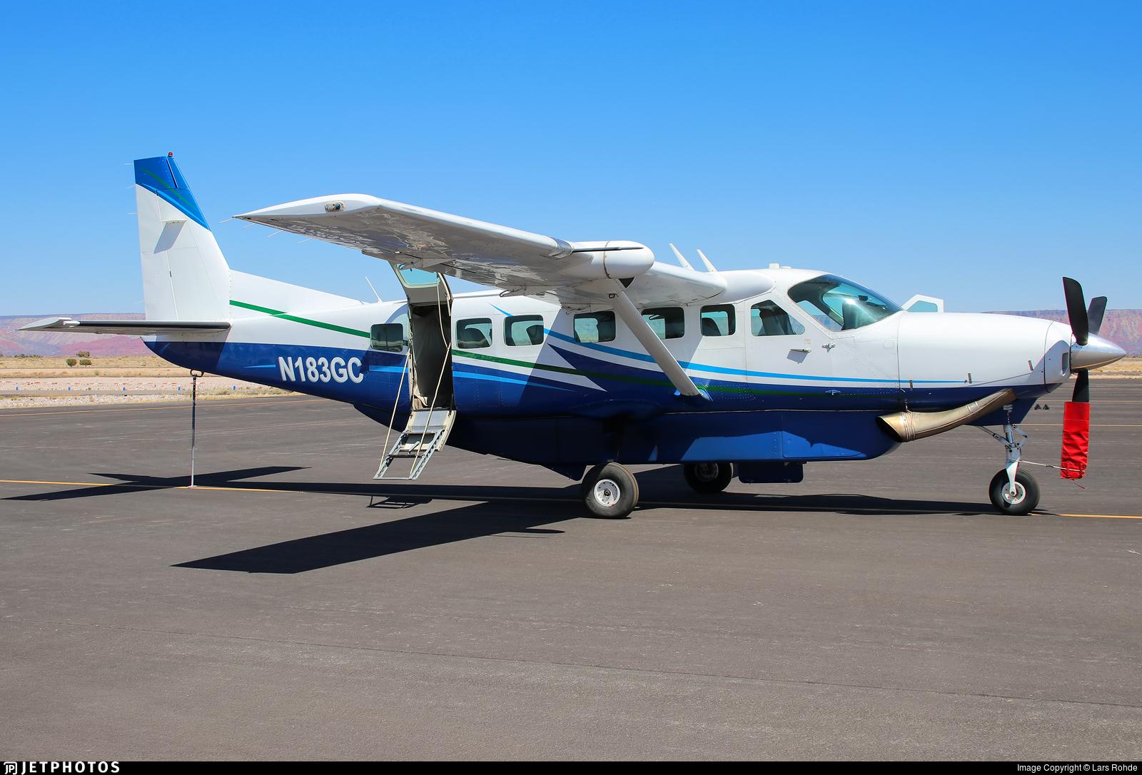 N183GC - Cessna 208B Grand Caravan - Grand Canyon Airlines