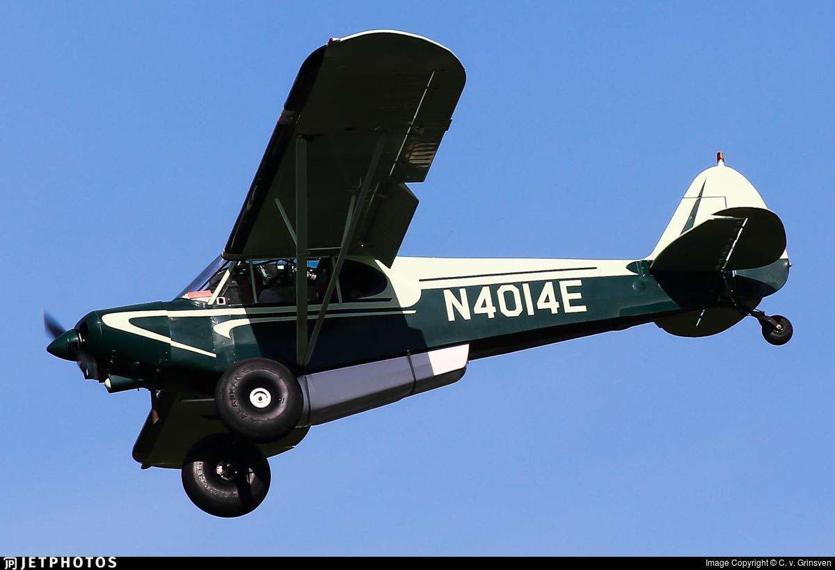 N4014E - Piper PA-18-150 Super Cub - Private