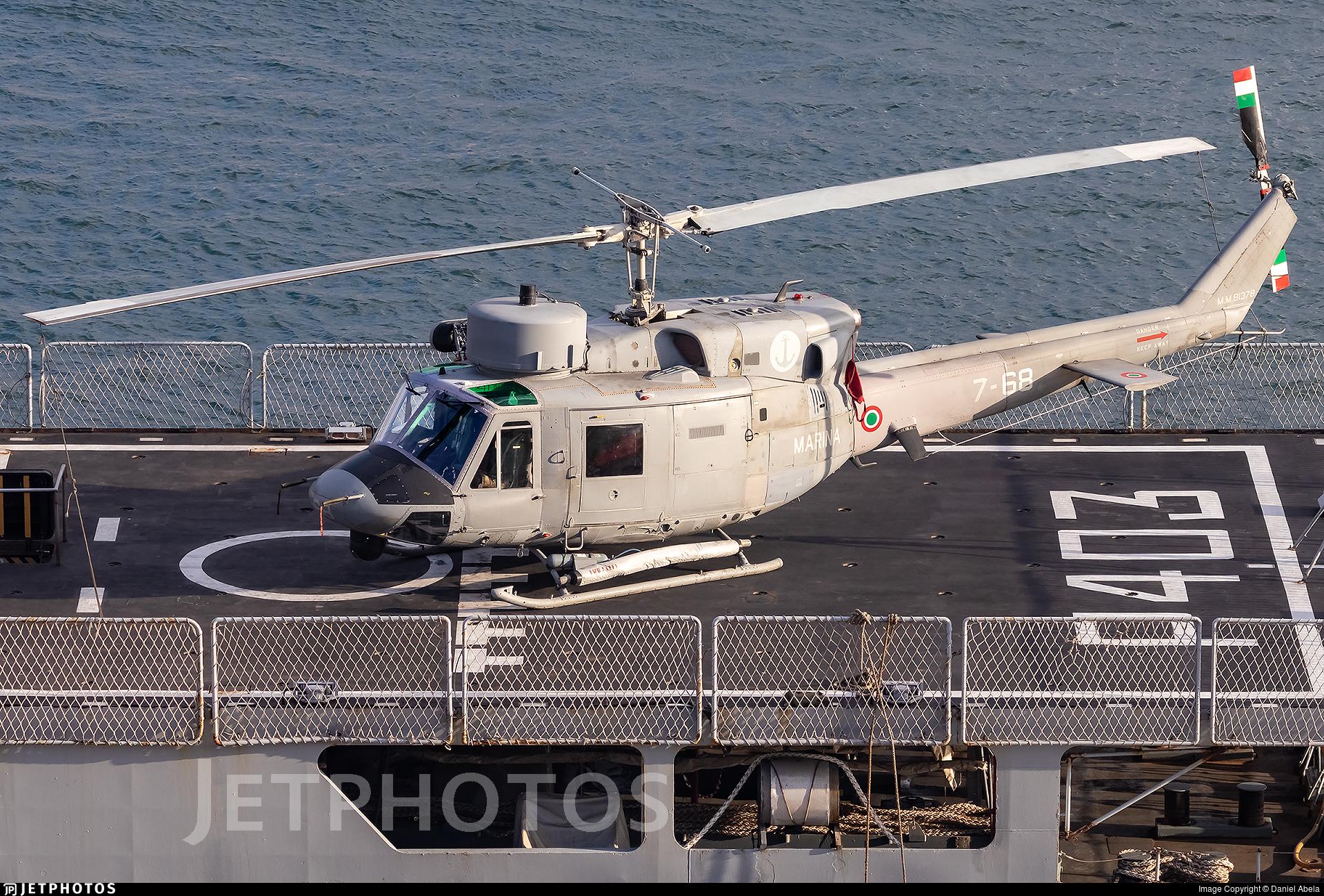 MM81378 - Agusta-Bell AB-212ASW - Italy - Navy