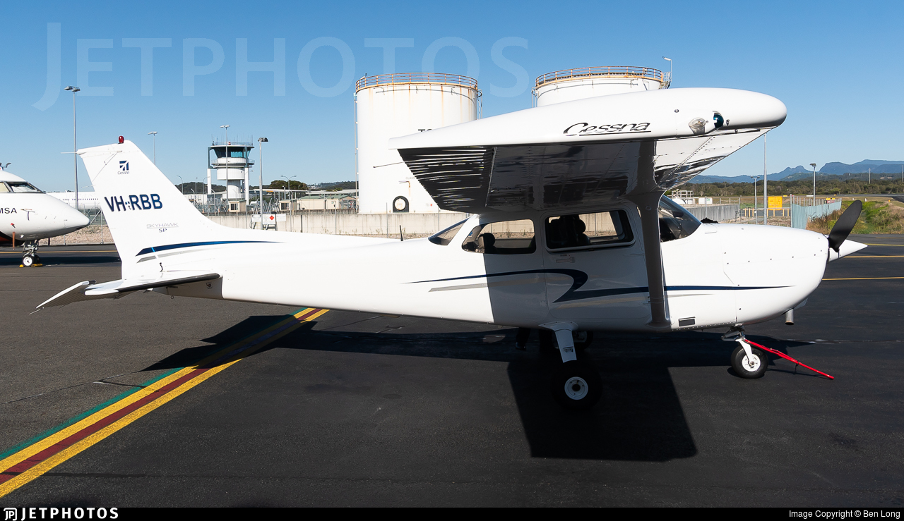 VH-RBB - Cessna 172R Skyhawk II - Air Gold Coast