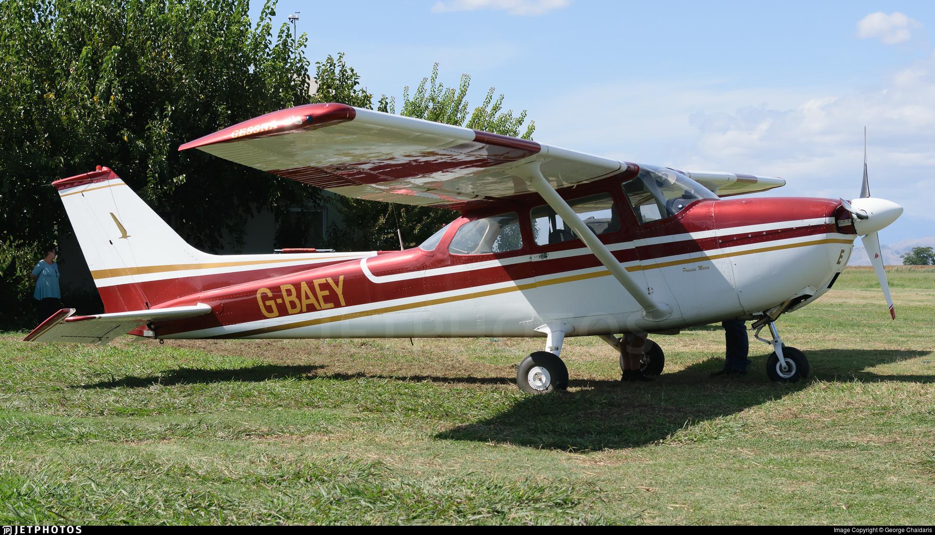 G-BAEY - Reims-Cessna F172M Skyhawk - Private