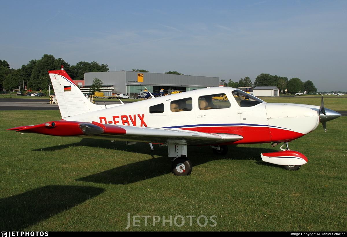 D-EBVX - Piper PA-28-181 Archer III - Private