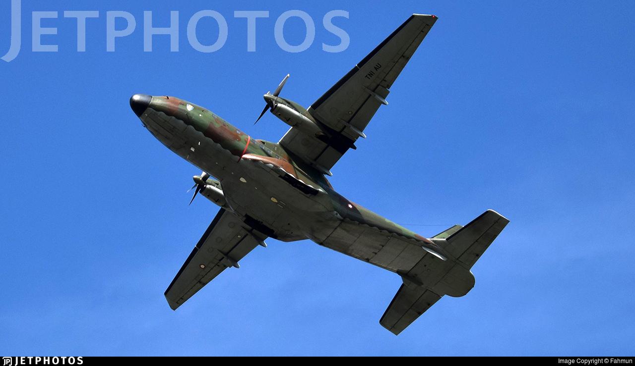 A-2304 - IPTN CN-235-220 - Indonesia - Air Force