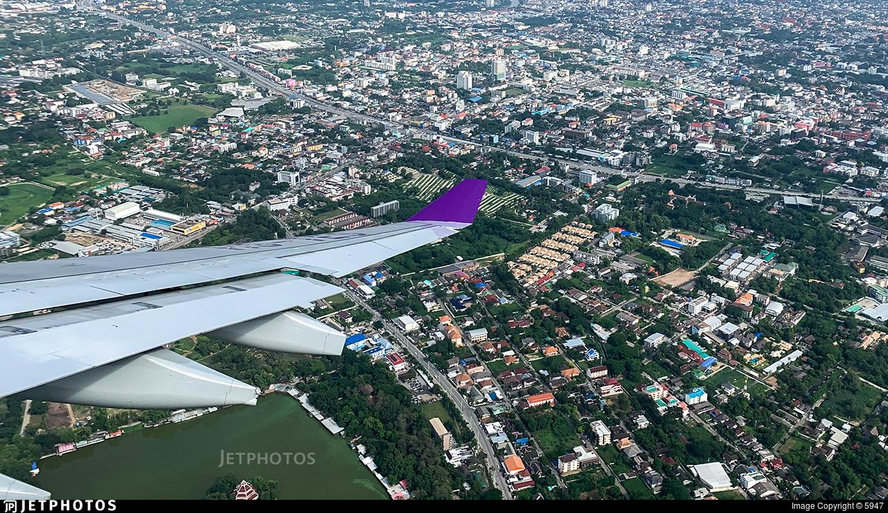 HS-TES - Airbus A330-343 - Thai Airways International