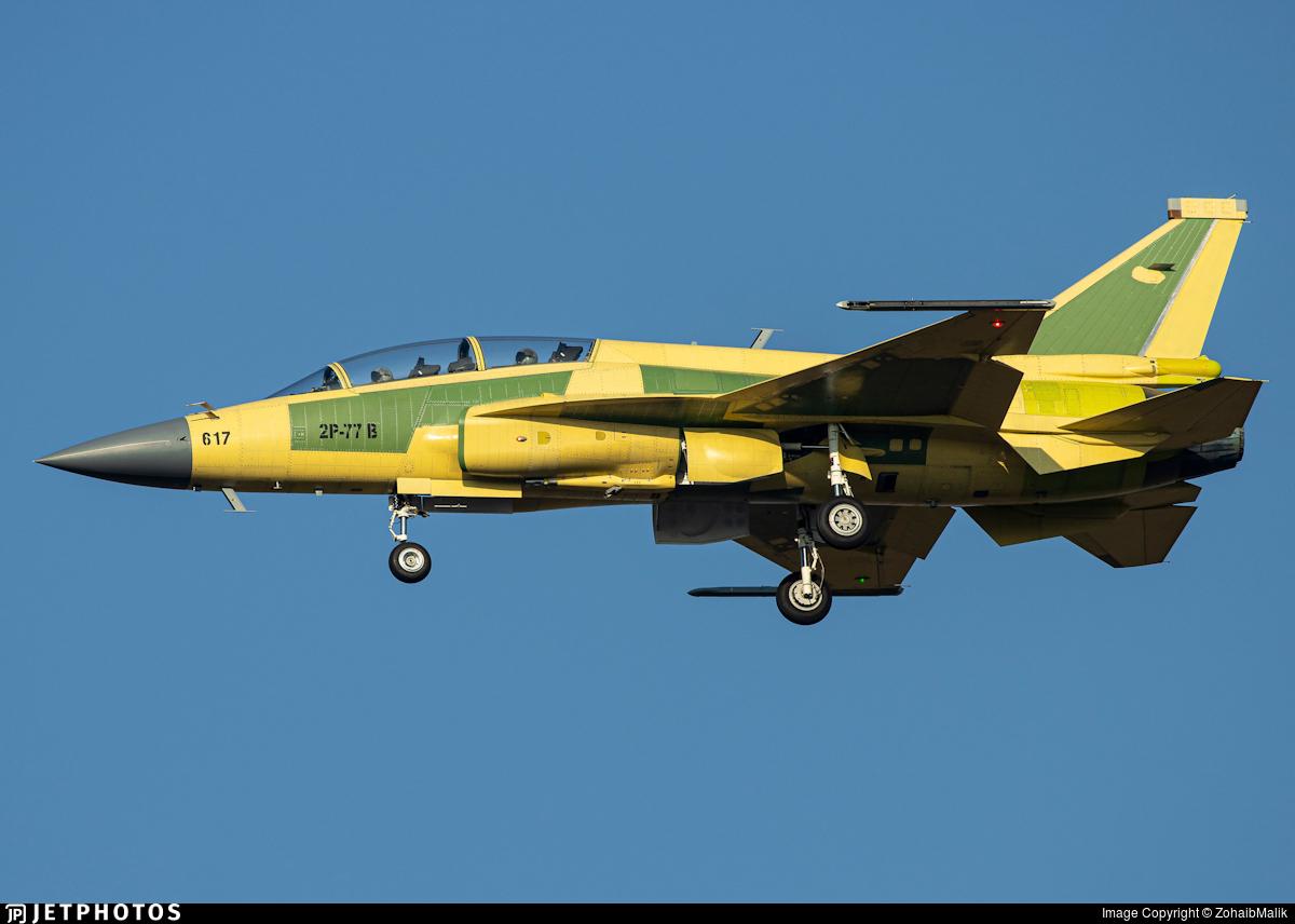 20-617 - Chengdu JF-17B Thunder - Chengdu Aircraft Industry Corporation (CAC)