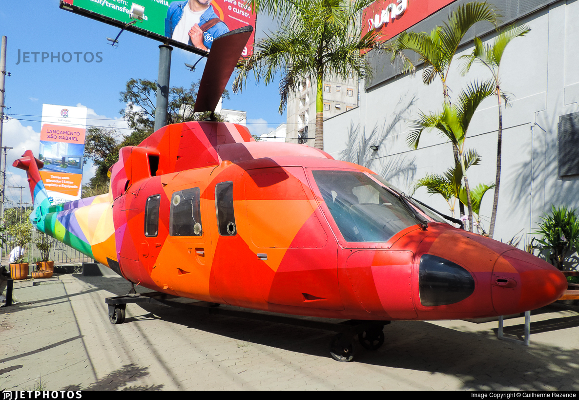 PT-YCW - Sikorsky S-76A - Private