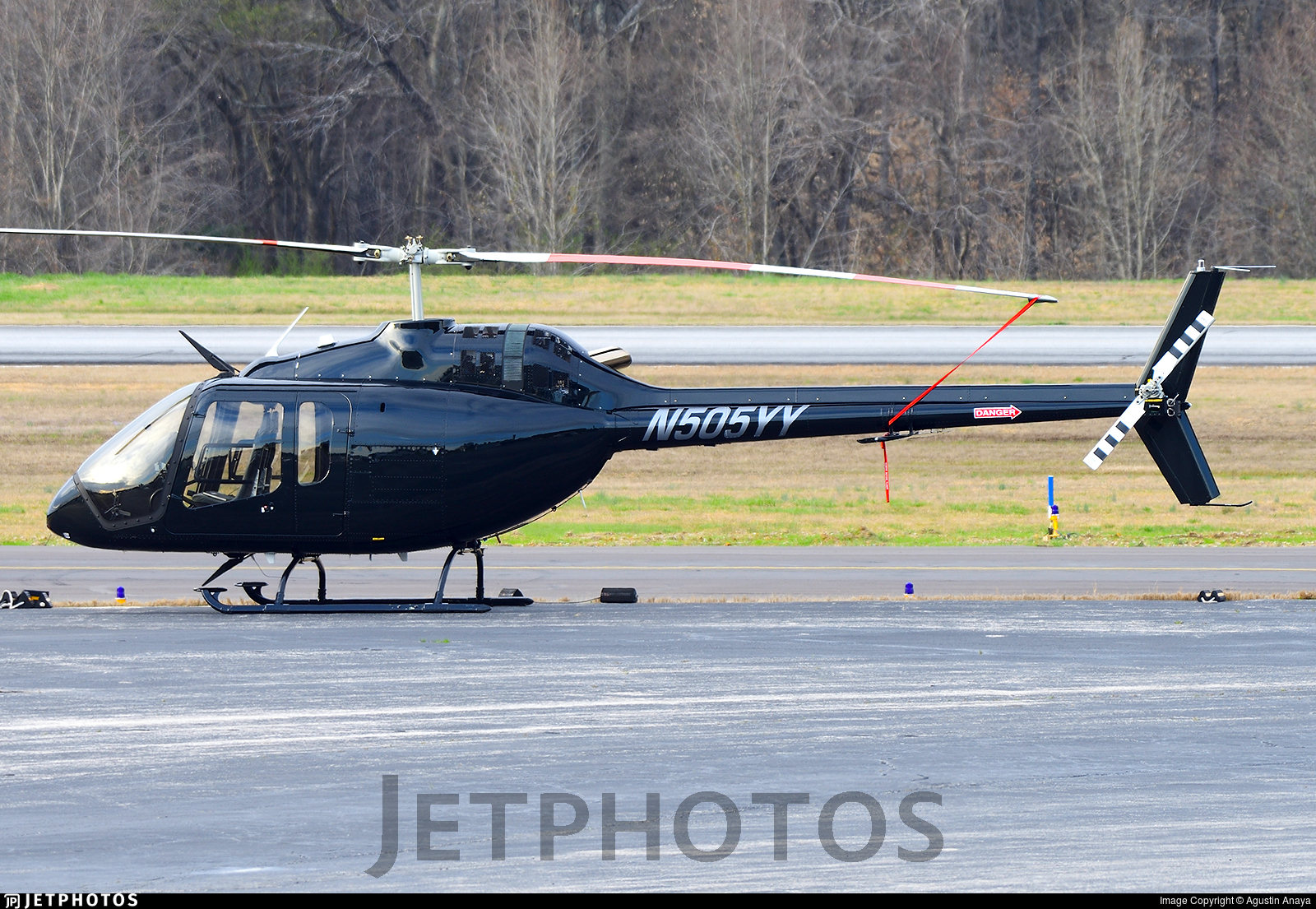 N505YY - Bell 505 Jet Ranger X - Bell Helicopter Textron