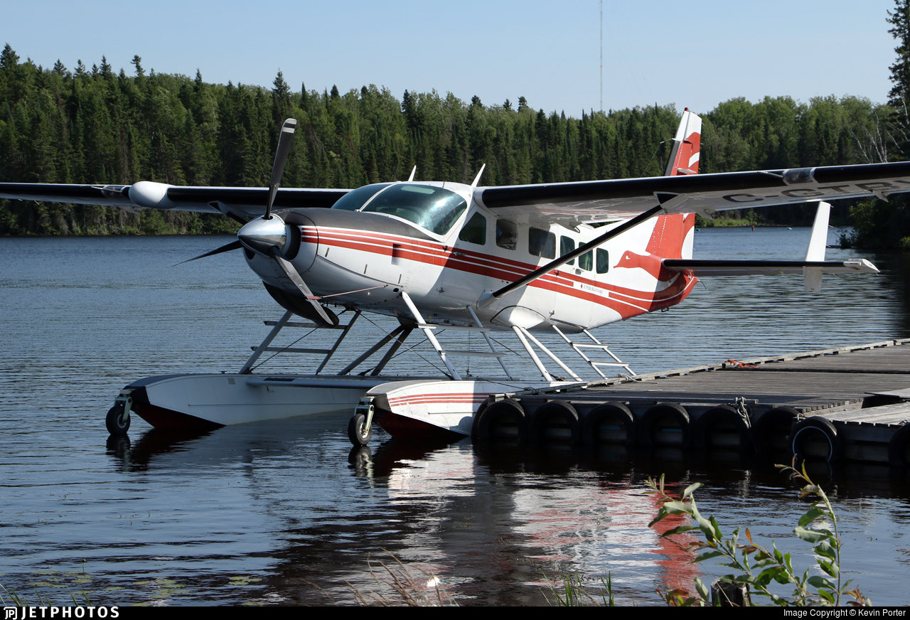 C-GTBY - Cessna 208 Caravan - Superior Airways