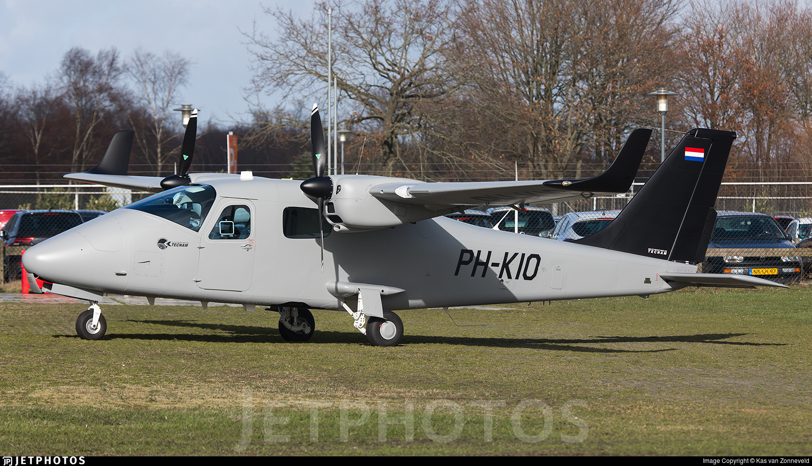 PH-KIO - Tecnam P2006T - Private