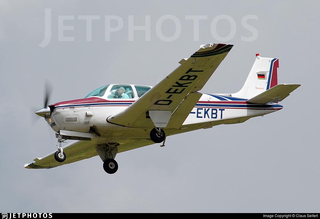 D-EKBT - Beechcraft B36TC Bonanza - Private