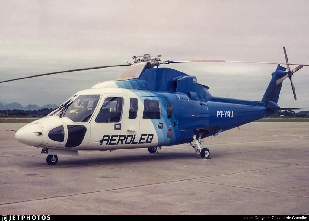 PT-YAU - Sikorsky S-76A - Aeroleo