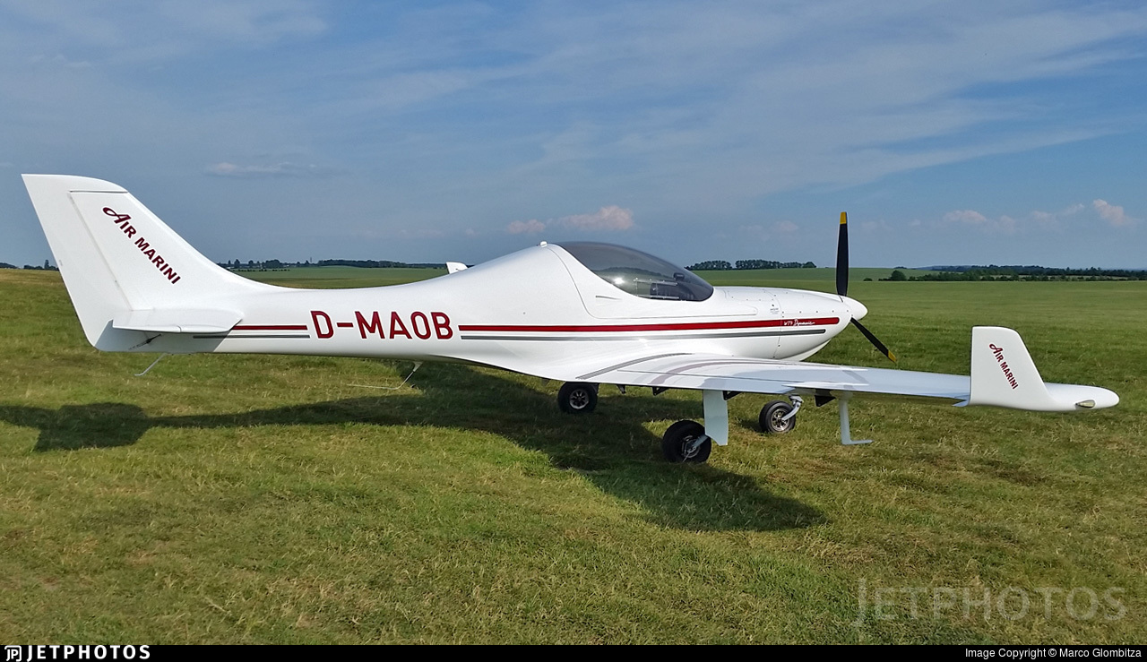 D-MAOB - AeroSpool Dynamic WT9 - Private