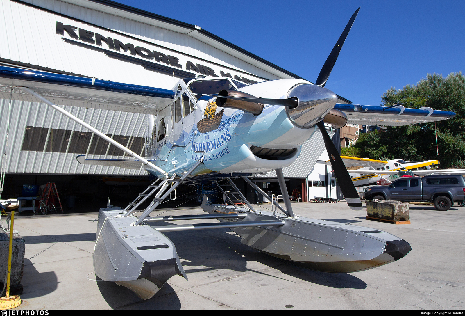 N32GW - De Havilland Canada DHC-2 Mk.III Turbo-Beaver - Kenmore Air