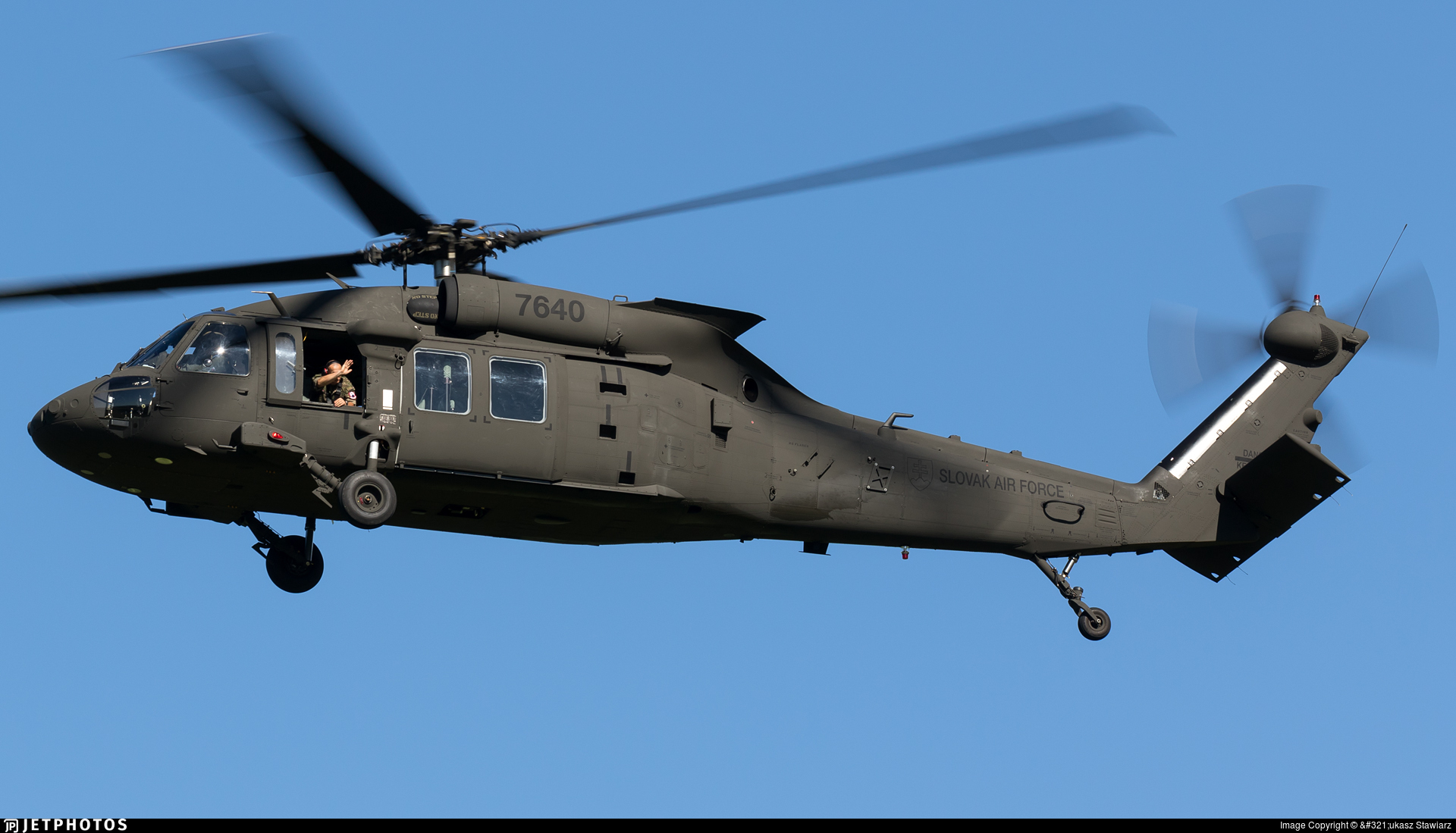 Image result for slovak air force UH-60M