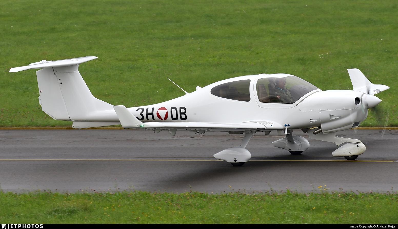 3H-DB - Diamond DA-40NG Diamond Star - Austria - Air Force