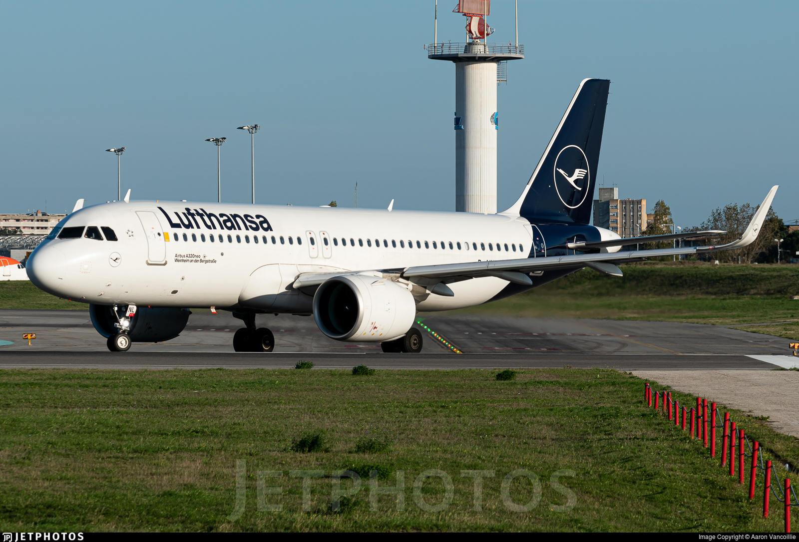 D-AINL - Airbus A320-271N - Lufthansa