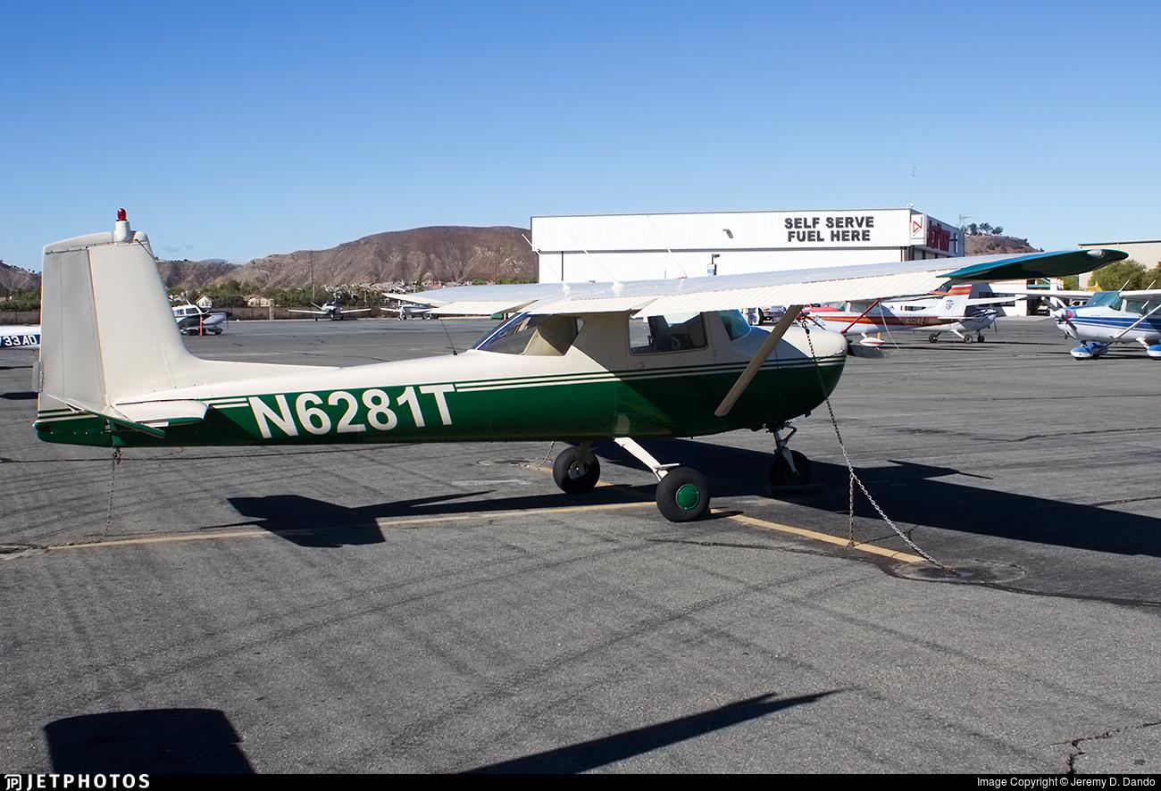 N6281T - Cessna 150E - Private