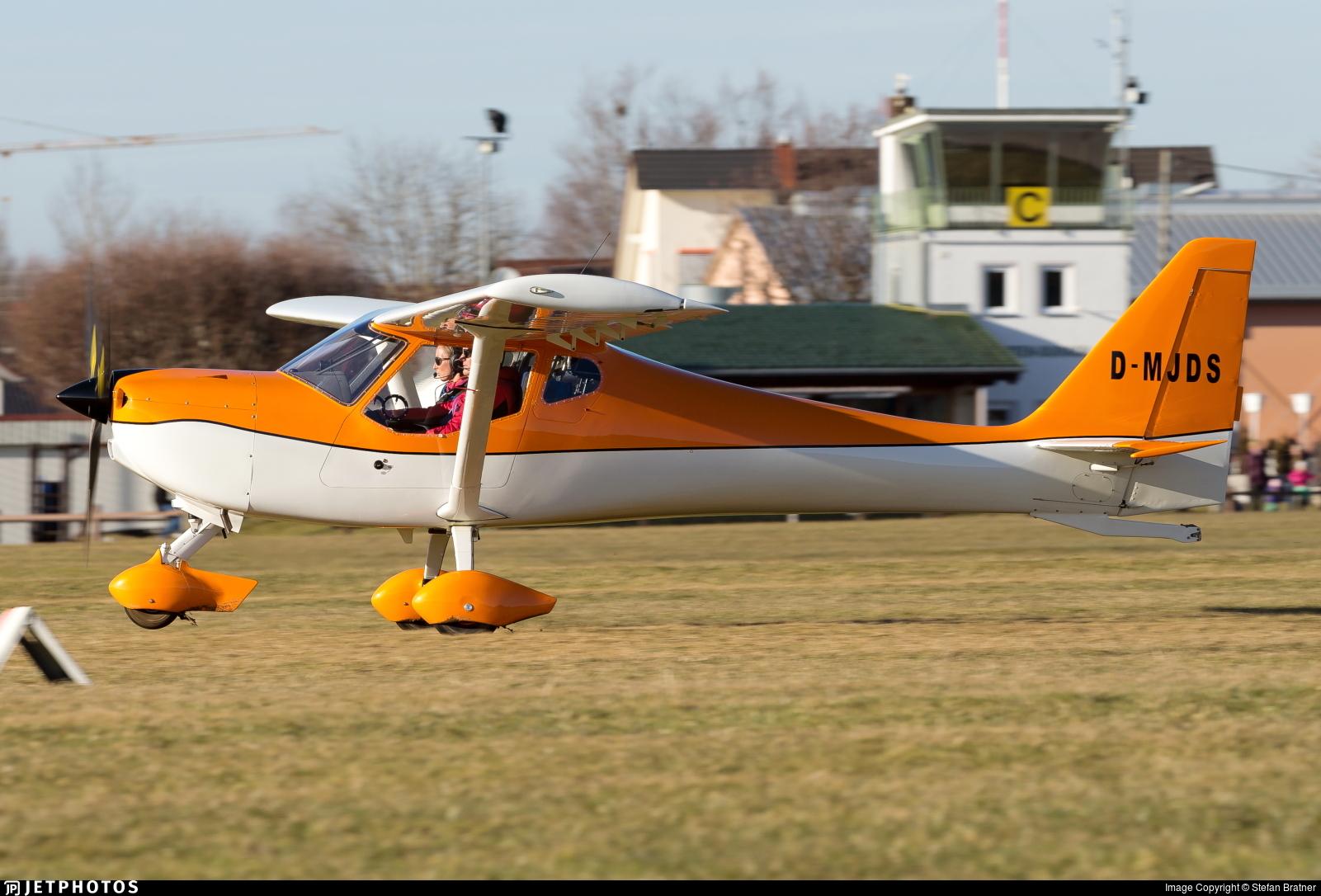 D-MJDS - FK Lightplanes FK-9 Mk.IV - Private