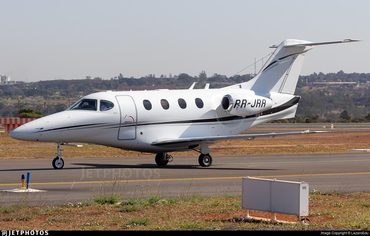 PR-JRR - Hawker Beechcraft 390 Premier I - Private