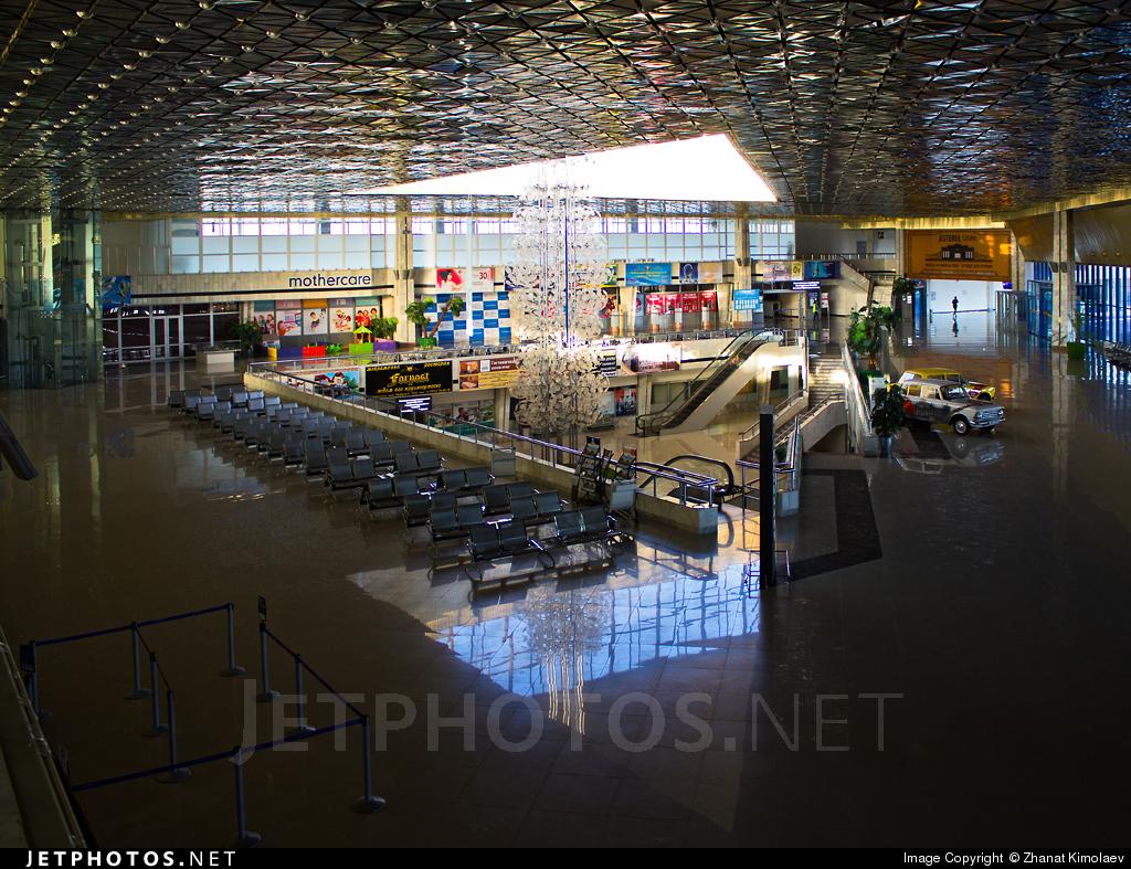 UAKK - Airport - Terminal