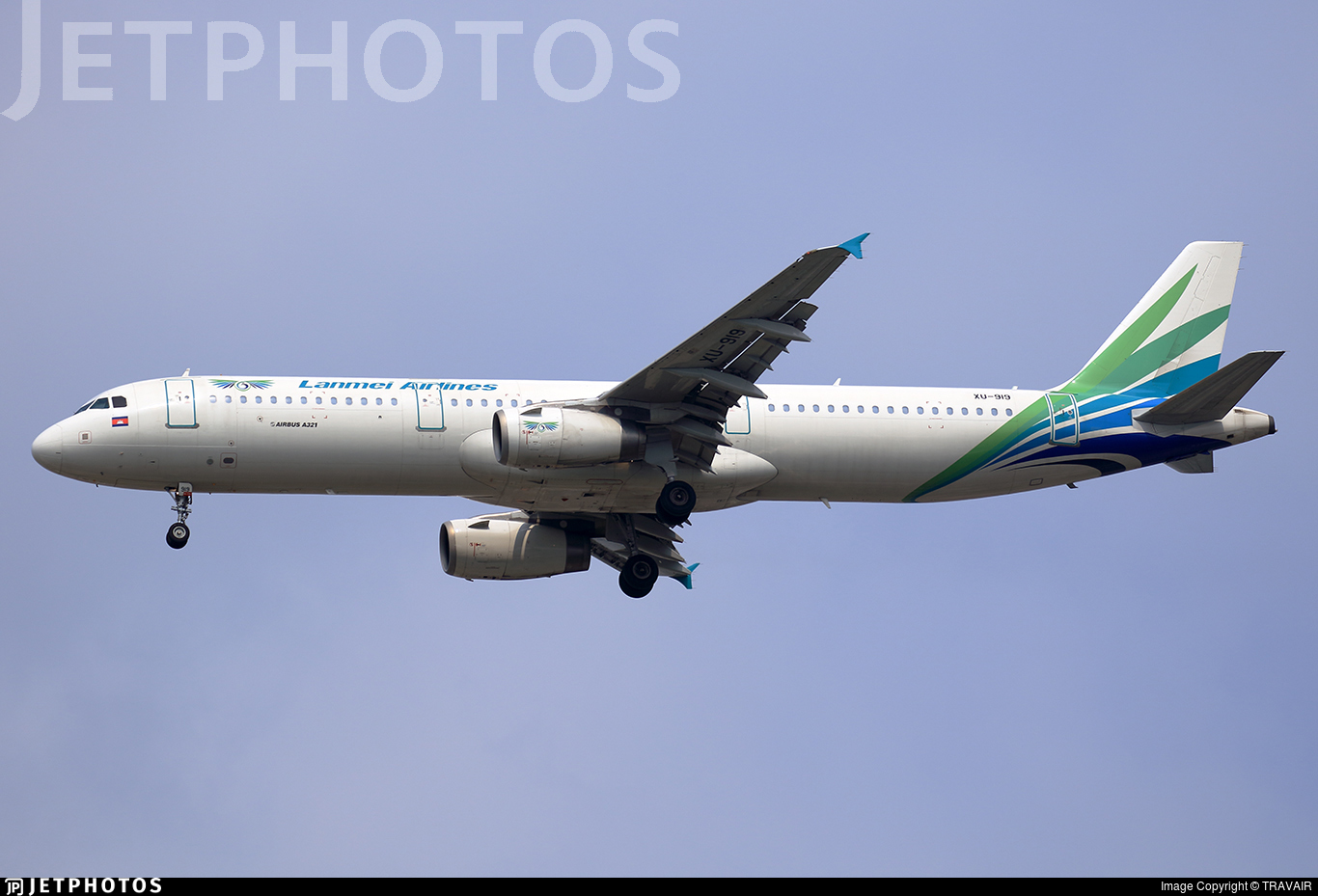 XU-919 - Airbus A321-231 - Lanmei Airlines