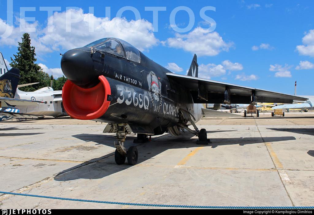 160616 - LTV A-7E Corsair II - Greece - Air Force