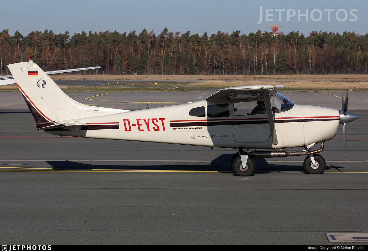 D-EYST - Cessna 182C Skylane - Private